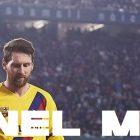 Lionel Messi FC Barcelona Twitter Header 1500 x 500