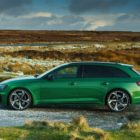 2021 Audi RS4 Avant HD Wallpaper