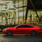 2021 Audi RS7 Sportback Wallpaper HD