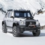 Brabus 800 Adventure XLP Wallpaper