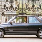 Renault 11 Turbo Coupe Wallpaper