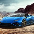 Lamborghini Huracan Evo RWD Spyder HD Wallpapers