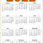 2022 Australia Calendar Printable Free