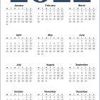 Australia Calendar 2022 Printable Free