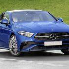 2022 Mercedes-Benz CLS Wallpaper HD