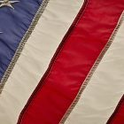 US American Flag  Wallpaper 1500x500