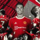 Ronaldo Manchester United 2021-2022 Header